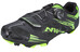 Northwave Scorpius 2 Plus Unisex Shoes Black/Green Fluo
